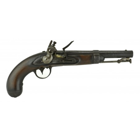 U.S Model 1836 Flintlock Pistol (AH5634)