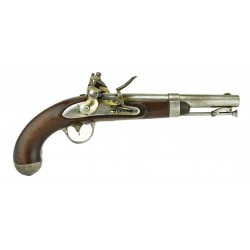 U.S Model 1836 Flintlock...