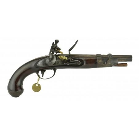 U.S Model 1816 Flintlock Pistol (AH5612)