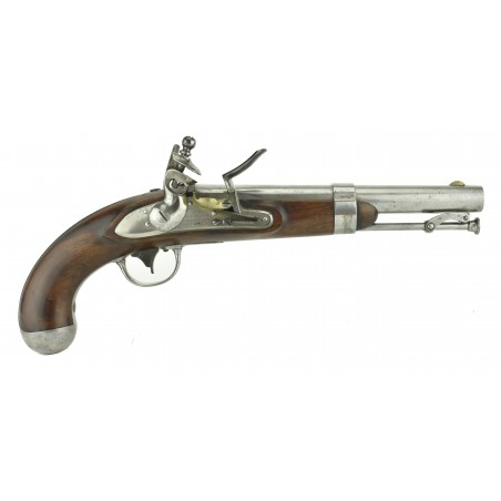 U.S Model 1836 Flintlock Pistol (AH5609)