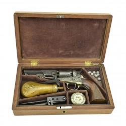 Colt Factory Engraved 1849...