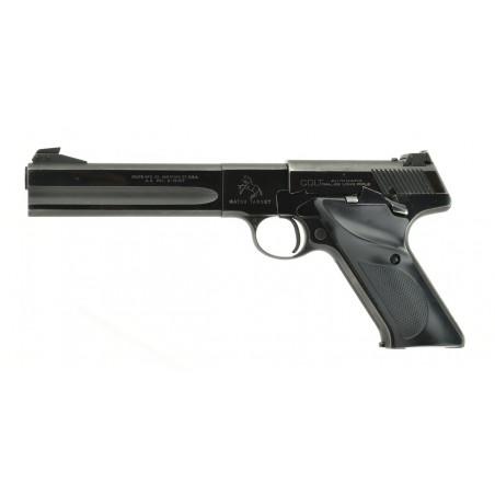 Colt Match Target 2nd Series .22LR (C14795)