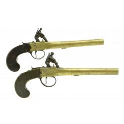 Pair of British Brass...