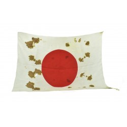 Japanese WWII Flag  (MM1173)