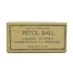 1940's Era .45 Caliber...