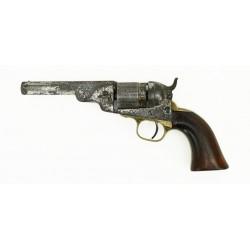 Factory Engraved Colt 1862...