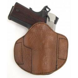 Custom Badger Skin holster...