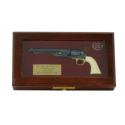 Factory Engraved Colt 1860...