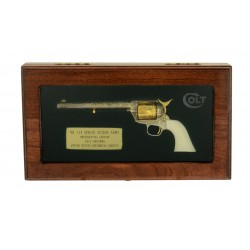 Colt Factory Engraved...