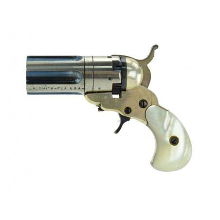 Larry Smith Pepperbox (CUR300)