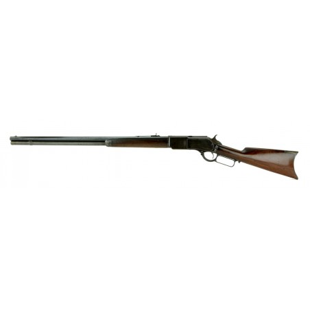 Winchester 1876 .45-60 caliber rifle.(W9593 )