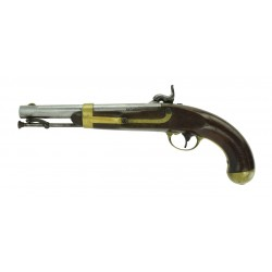 U.S. Model 1842 Pistol by...