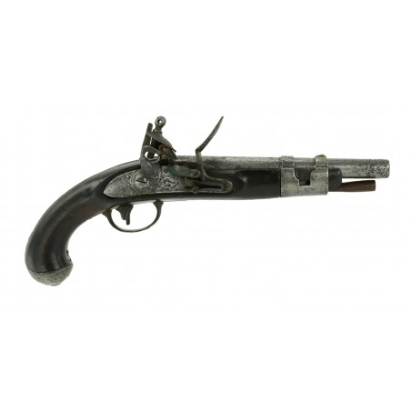 U.S. Model 1816 Flintlock Pistol by North (AH4846)