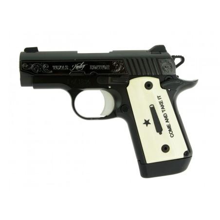 Kimber Micro 9 Texas Edition (nPR40558 )