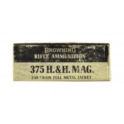 Browning .375 H&H Magnum...