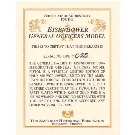 American Historical Foundation General Dwight D. Eisenhower Commemorative (COM2198)