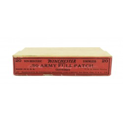 Winchester .30 Army Full...