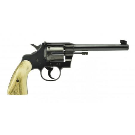 Colt Officers Model .22 LR (C15847)