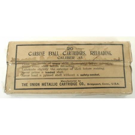 45 Carbine Ball Cartridges (BP733)