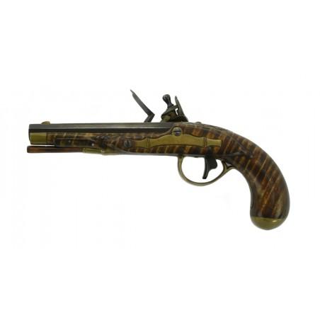 Very Fine Miniature Kentucky Pistol (CUR293)