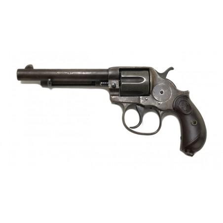 "Colt 1878 DA 1902 ""Alaskan"" model .45 LC (C13598)"