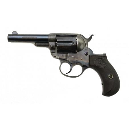 Scarce Colt 1877 Lighting Sheriff's Model .38 (C13592)