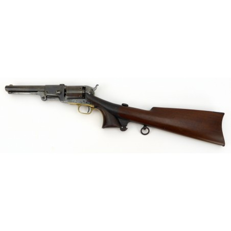 Colt 3rd Model Dragoon With Shoulder Stock (C13555)