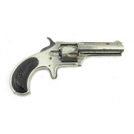 Remington Smoot New Model Number 1 Revolver (AH4639)