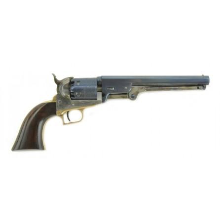 Colt 1851 Navy Square Back Miniature Revolver
