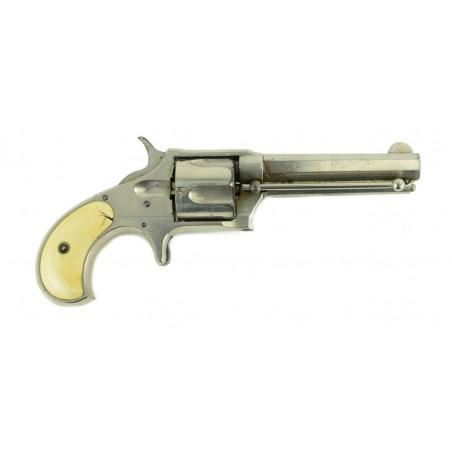 Early Model Remington Smoot No.3 Revolver (AH4492)