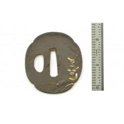 Iron Tsuba (MGJ684)