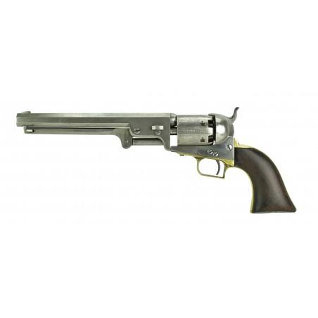 Early Colt 1851 Navy 1st Model Revolver (C15826)