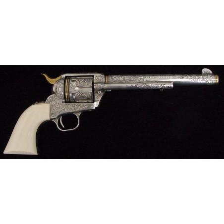 Ultra rare Y.O. Ranch Premier Grade 45 LC caliber Commemorative (COM1167)