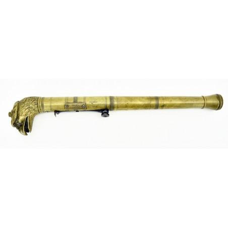 Day's Patent Trunnion Pistol (AH3807)