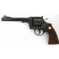 Colt Officer Match .22 LR...