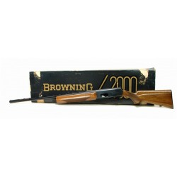Browning 2000 12 gauge (S5754)