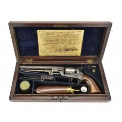 Cased Colt 1851 London Navy...