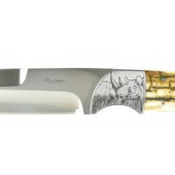 Custom Ron Gaston Engraved...