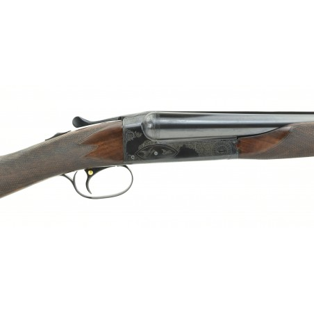 Winchester 21 Deluxe Grade IV Engraved 12 Gauge (W10734)