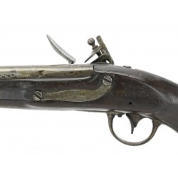 U.S. Model 1836 Flintlock...