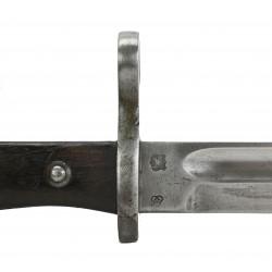 Chilean Model 1895 Bayonet...