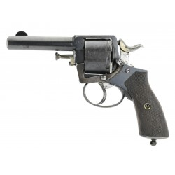 Clement Patent Revolver...