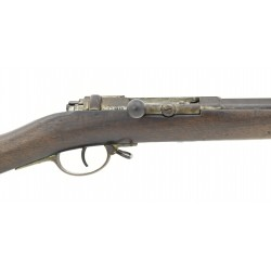 German Model 71 Mauser...