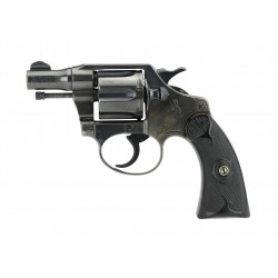 Colt Bankers Special .38...