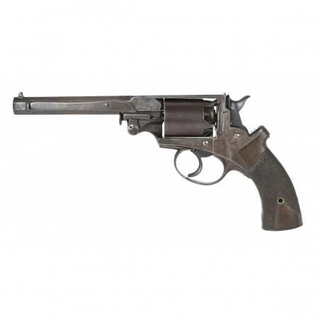 Mass. Arms Co. Adams Patent Revolver (AH5772)