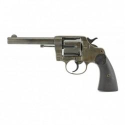 Colt New Service .38 WCF...