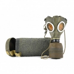 French Gas Mask (MM1351)