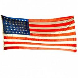 Huge 44 Star U.S. Flag...