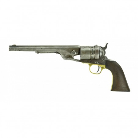 Scarce 12 Stop Colt 1st Model Richards Conversion (C15095)