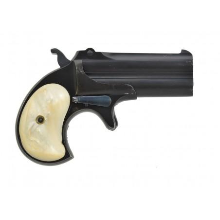 Remington UMC Over/Under Derringer with Pearl Grips (PR40892)